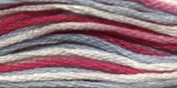 J. P. Coats Embroidery Floss: 225 Pastels Cross Stitch Thread