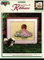 Want To Wear My Ribbons Cross Stitch