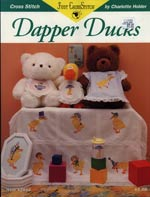 Dapper Ducks Cross Stitch