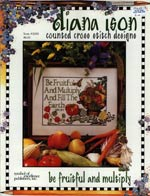 Be Fruitful And Multiply Cross Stitch