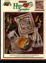 Harvest Sampler Cross Stitch