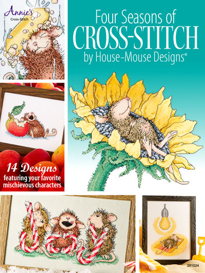 Four Seasons of Cross Stitch by House Mouse Designs Cross Stitch