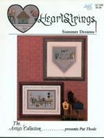 Summer Dreams Cross Stitch