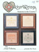 Seasons In The Country Cross Stitch