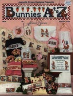Bunnies A to Z Cross Stitch