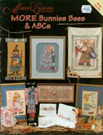 More Bunnies Bees and ABCs Cross Stitch