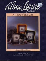 At Your Leisure Cross Stitch