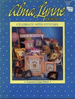 Celebrate With Stitches Cross Stitch