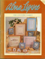 The Country Family Cross Stitch