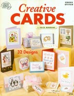 Creative Cards Cross Stitch