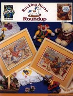 Rocking Horse Roundup Cross Stitch