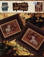 Lambs For Sale Cross Stitch