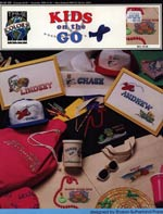 Kids On The Go Cross Stitch