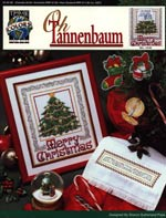 Oh Tannenbaum Cross Stitch