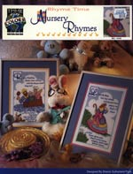 Rhyme Time Nursery Rhymes Cross Stitch