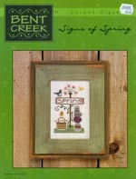 Signs of Spring Cross Stitch