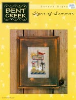 Signs of Summer Cross Stitch