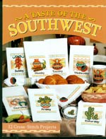 A Taste of the Southwest Cross Stitch