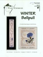 Winter Bellpull Cross Stitch