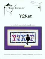 Y2Kat Cross Stitch