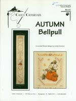Autumn Bellpull Cross Stitch