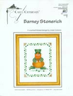 Barney Stonerich Cross Stitch