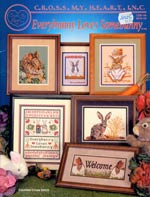 Everybunny Loves Somebunny Cross Stitch