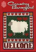 Country Barnyard Cross Stitch