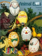 Animal Eggs Unlimited Cross Stitch