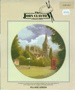 The John Clayton Collection - Village Green Cross Stitch