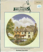 The John Clayton Collection - Morning Delivery Cross Stitch