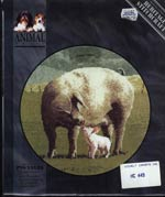 Pig Tales Cross Stitch