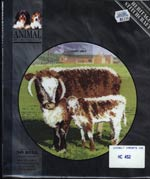 No Bull Cross Stitch