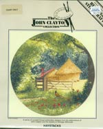 The John Clayton Collection - Haystacks Cross Stitch