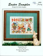 Easter Sampler Cross Stitch
