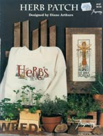 Herb Patch Cross Stitch