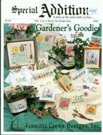 Special Additions - Gardener's Goodies Cross Stitch