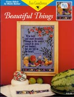 Beautiful Things Cross Stitch