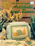Artichoke and Pears Cross Stitch
