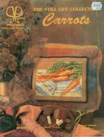 Carrots Cross Stitch