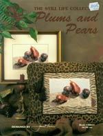 Plums and Pears Cross Stitch