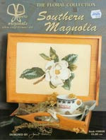 Southern Magnolia Cross Stitch