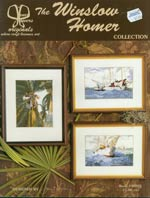 The Winslow Homer Collection Cross Stitch