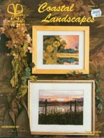 Coastal Landscapes Cross Stitch