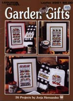 Garden Gifts Cross Stitch