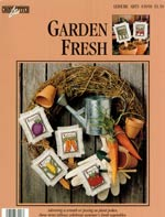 Garden Fresh Cross Stitch
