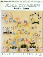 Paper Stitches Book 5 - Easter Cross Stitch