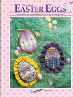 Easter Eggs Cross Stitch