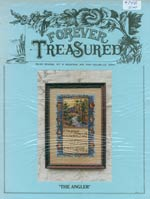 The Angler - Forever Treasured Cross Stitch