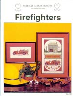 Firefighters Cross Stitch